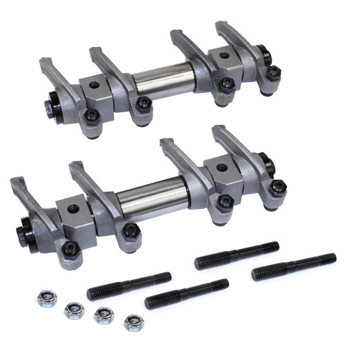 Empi 21-2164 1.40 Ratio Rocker Arms, Bushing Style, Complete Set With Hardware