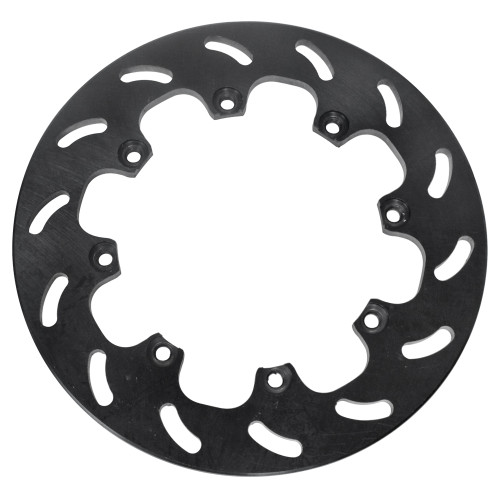 Empi 16-2510-2 Race Trim 930 Or 934 Micro Stub Left Steel Rotor Only, Each