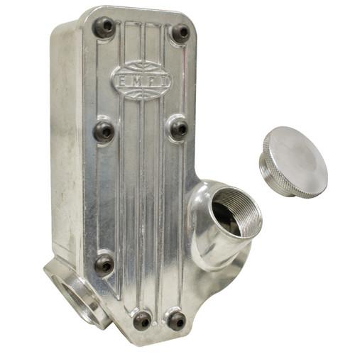 Empi 17-2941 Aluminum Oil Filler & Breather Box Fits Air-cooled Vw Bug Engine