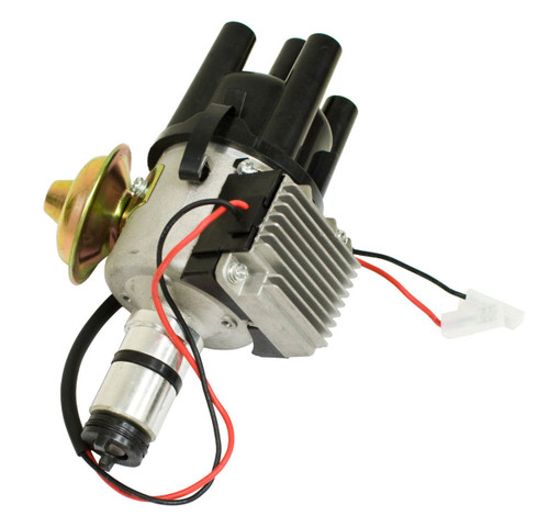 Empi 9437-B Electronic All-in-One Vacuum Advance Distributor VW Aircooled Engine