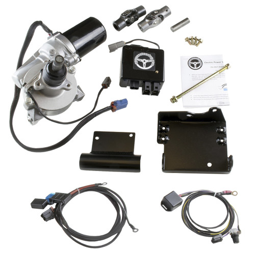 Adapting Electric Power Steering Kit For Can-Am Maverick X3 UTV 2017-18