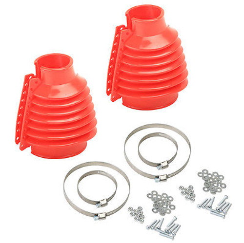 Empi 9971 Red Vw Swing Axle Boot Kit, Vw Baja Bug Sandrail Manx Buggy