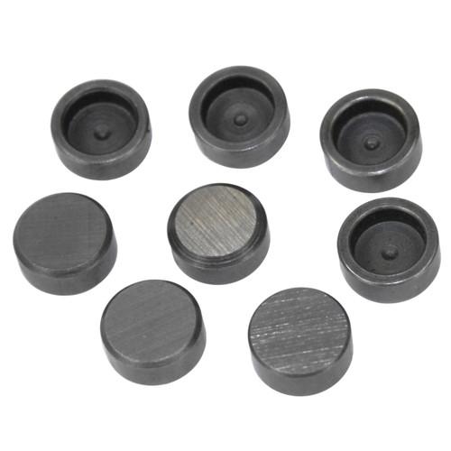 Empi 4006 Vw Bug Hardened Lash Caps For Stainless Steel Valves, Set Of 4