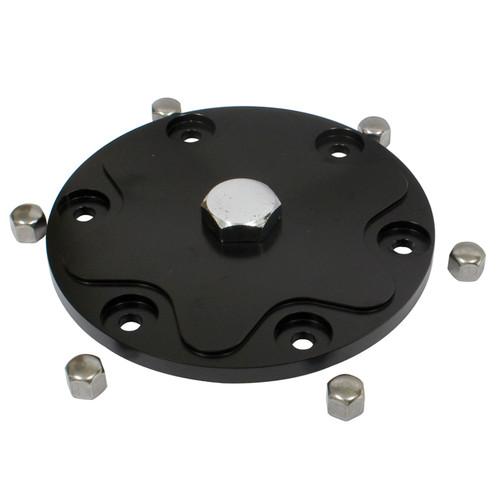 Empi 18-1085 Black Aluminum Oil Sump Plate Kit For Air-cooled Vw Engine