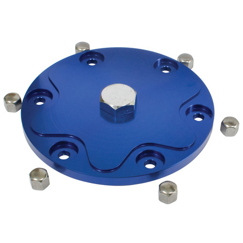 Empi 18-1086 Blue Aluminum Oil Sump Plate Kit For Air-cooled Vw Engine