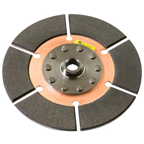 "Ron Lummus Racing Black Magic 8"" / 200mm Rigid Clutch Disc Vw Spline Hole"