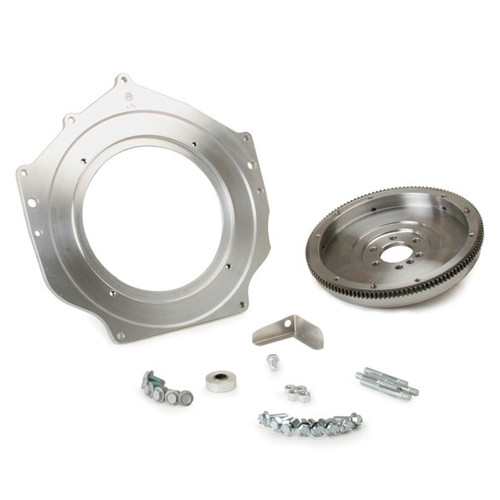 Chevy Engine Adapter Kit Ls1-2-6-7 To Mendeola - 228mm Clutch