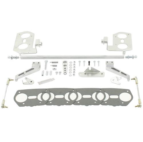 Empi 43-5223 Dual Carb Linkage Vw Type 1 & 3 W/Weber IDF Or Empi HPMX Carbs