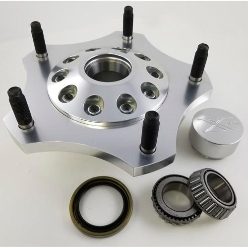 Jamar Performance USA 5 Lug Hub Kit For Combo Spindles Eliminates Brakes