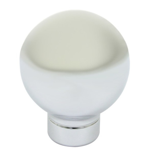 Empi 79-5051 Billet Round Shift Knob For All Vw Stock Shifters