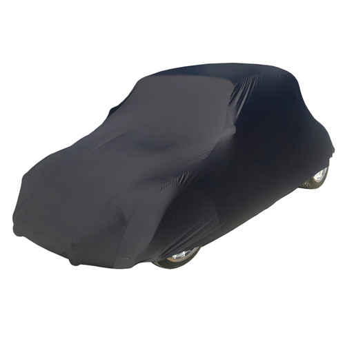 Vw Bug Indoor Deluxe Car Cover, Form Fit Material Is Breathable & Repells Dust