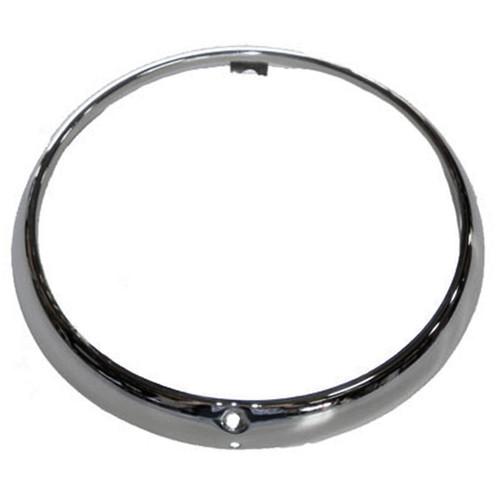Chrome Headlight Trim Ring For Classic Vw Karmann Ghia 1964-74, Each