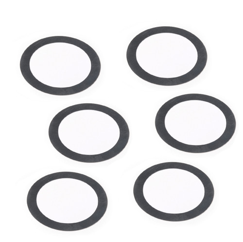 Flywheel End Play Shim KIt F/Vw Air-cooled Engines. Includes A Variety Of 6 Shims