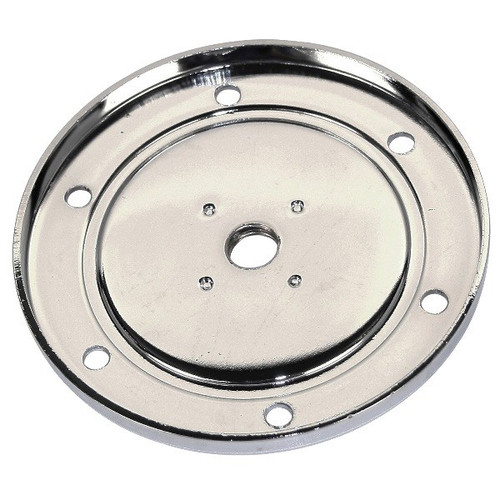 Chrome Oil Sump Plate For Air-cooled Vw Engine