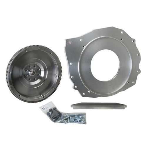 Subaru Engine Adapter Kit 2.2-2.5 Engine To Mendeola - 228mm Clutch