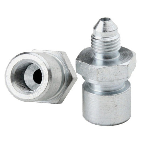 An Hose Adapter Fitting Female 10mm X 1.0 Bubble Flare To Male #3
