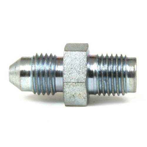 """An Hose Adapter Fitting - Male 3/8""""-24 To Male #3 / Straight"""