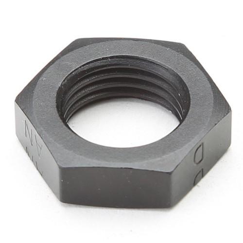 An Nut For #4 Bulk Head Adapter - Black