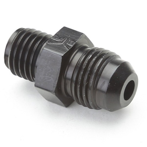 An Hose Adapter Fitting - Male 14mm X 1.5 To Male #6 / Straight-Black