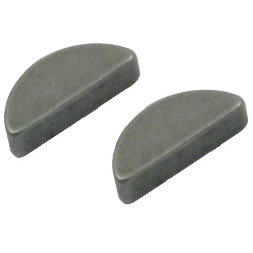Woodruff Keys For Alternator Pulleys And Fans