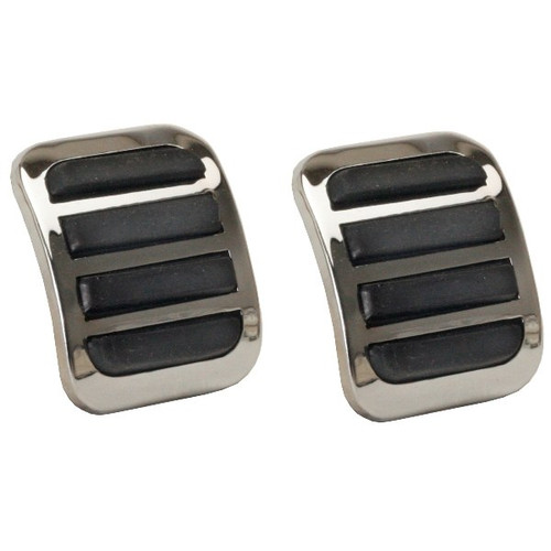 Brake And Clutch Pedal Cover For Vw Stock Pedals
