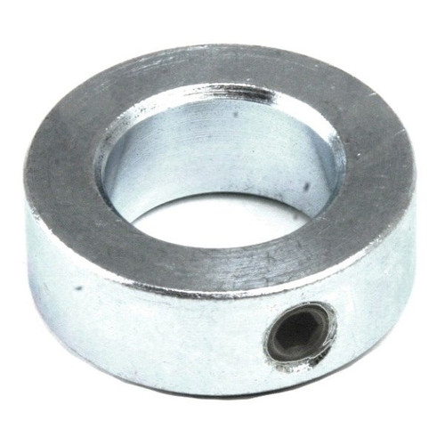 """Zinc Plated Lock Collar For 3/4"""" Steering Shaft / Solid Type"""