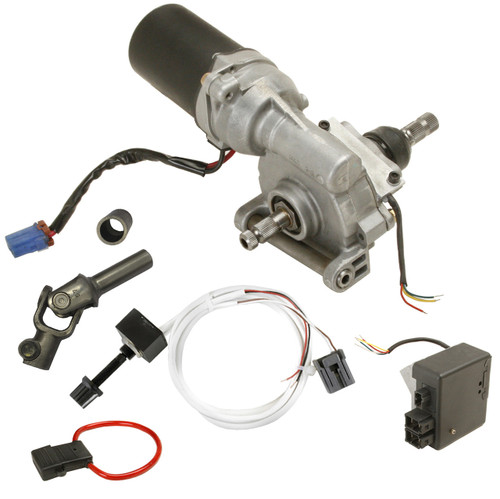 Adapting Electric Power Steering Kit For Sandrails Dune Buggies UTV Side x Side.