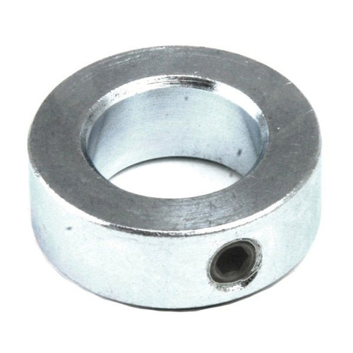 """Zinc Plated Lock Collar For 7/8"""" Steering Shaft / Solid Type"""