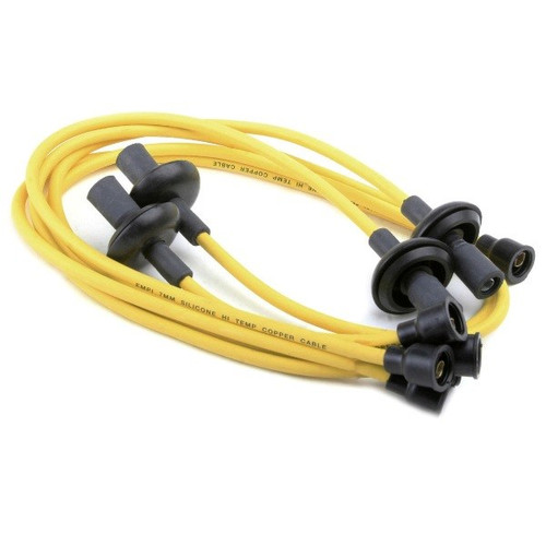 Yellow Silicone 7mm Spark Plug Wire Set For Air-cooled Vw Engines