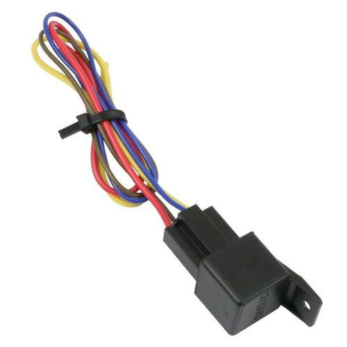 12 Volt Hard Start Relay Kit For Vw Bug/Ghia/ Squareback