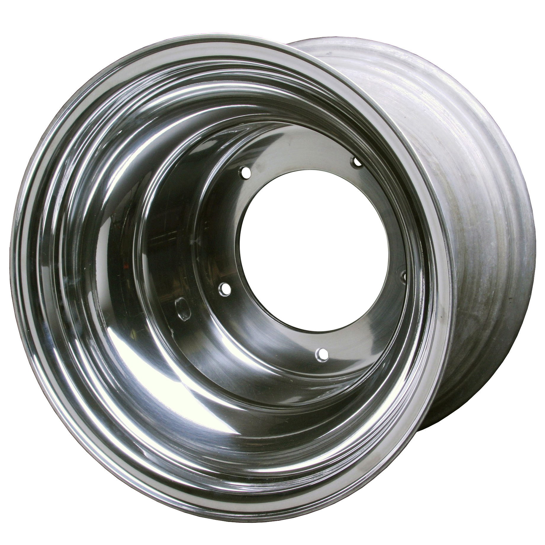 CMS Welded Aluminum Wheels