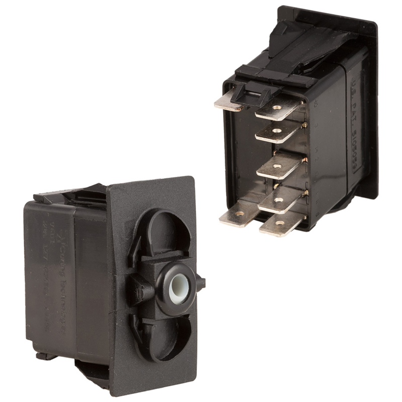 K4 Contura Non Lighted Switch Bodies