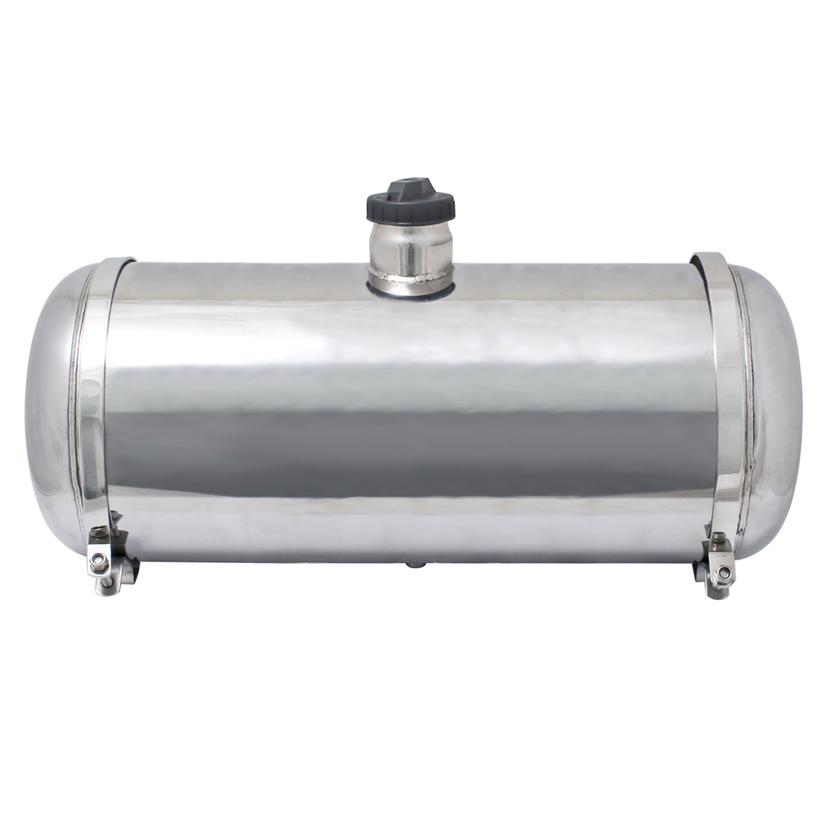 8 Inch Stainless Gas Tank