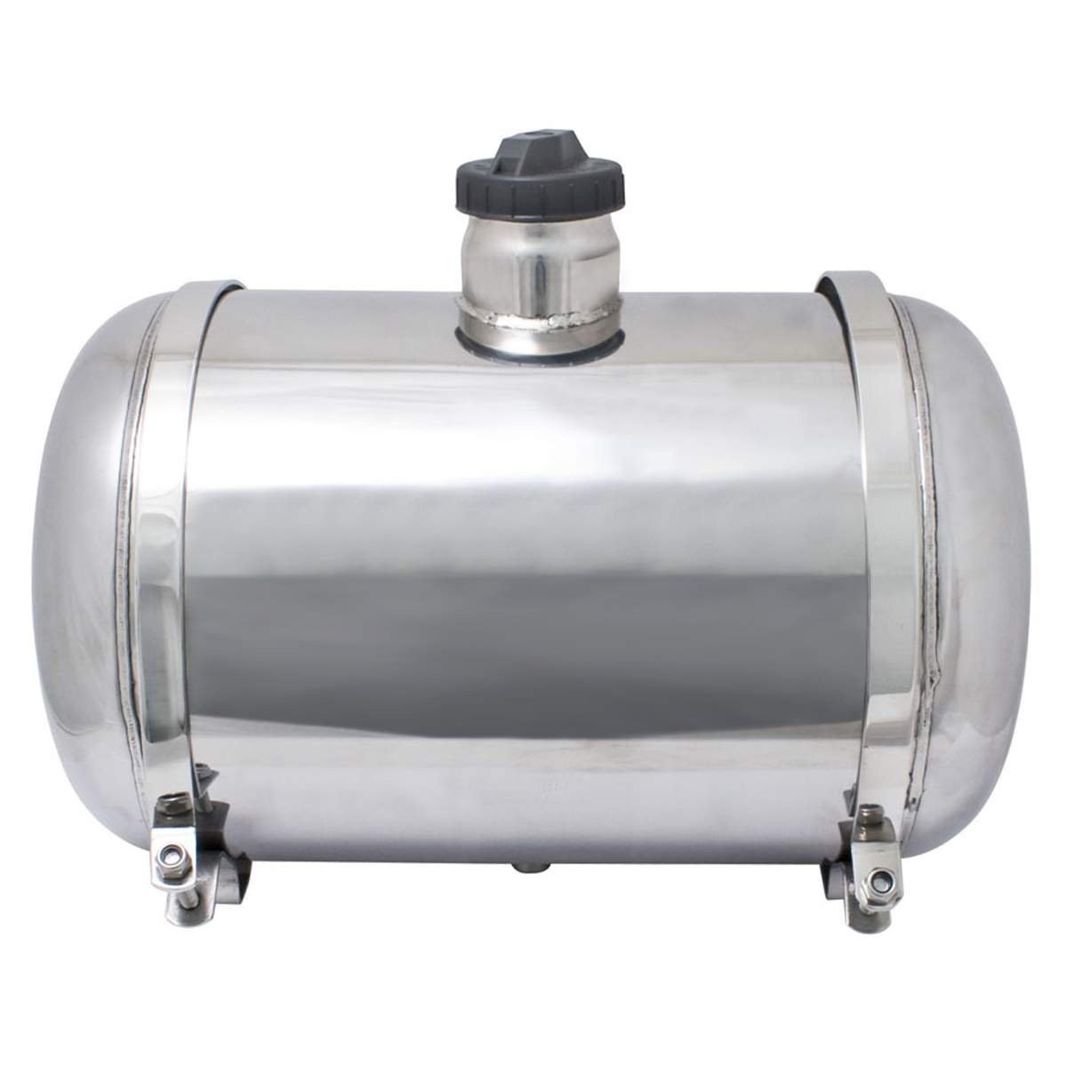 10 Inch Stainless Gas Tank