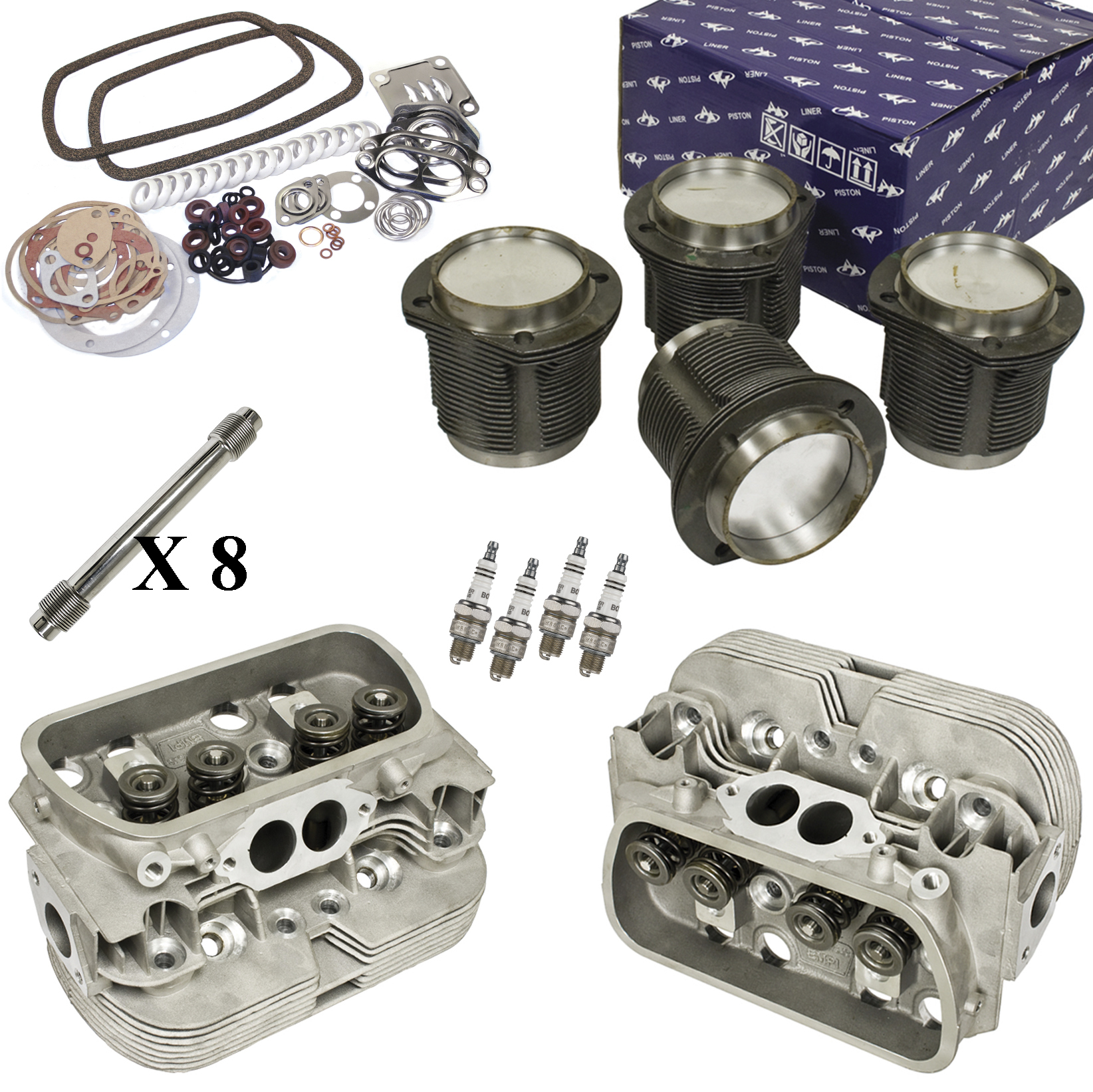 Vw Engine Rebuild Kits