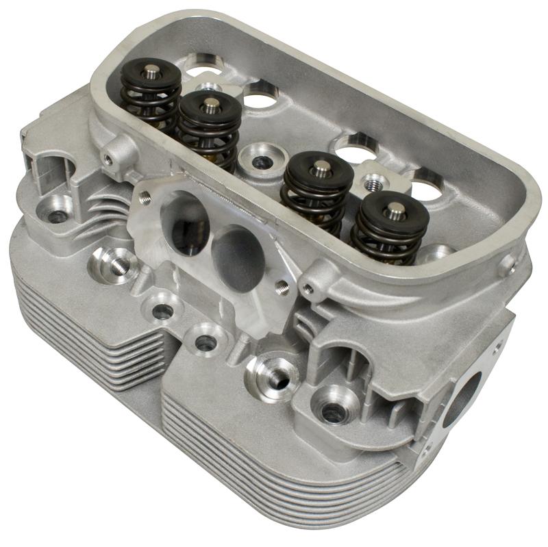Empi 98-1439-B Racing Cylinder Head Vw Bug 42 X 37 5 SS Valves 94 Bore