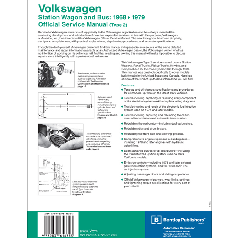 1980 Vw Vanagon Engine Diagram - Diagrams Catalogue