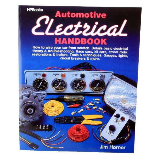 Fine Automotive Electrical Basics By Jim Horner Shop Manual Dune Buggy Wiring Cloud Hisonuggs Outletorg