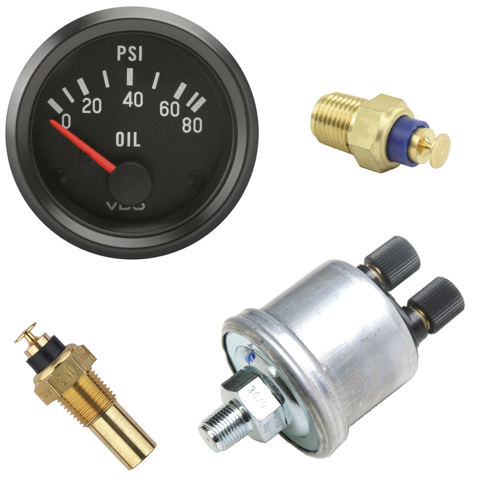 VDO Gauges & Senders