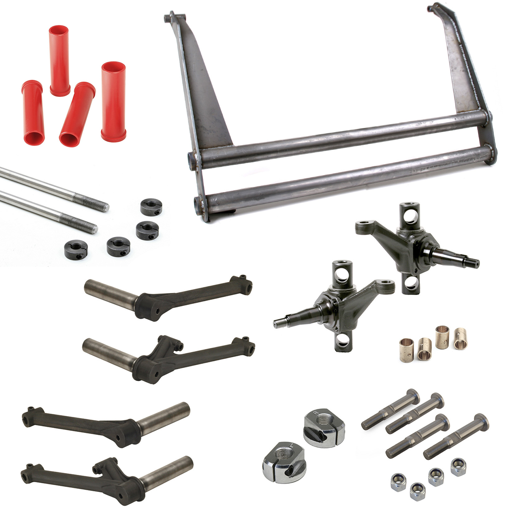 Vw Front Axle Beam Suspension Kits