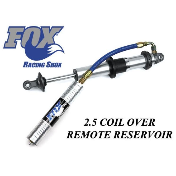 Shock Fox 2.5 Coil Reservoir
