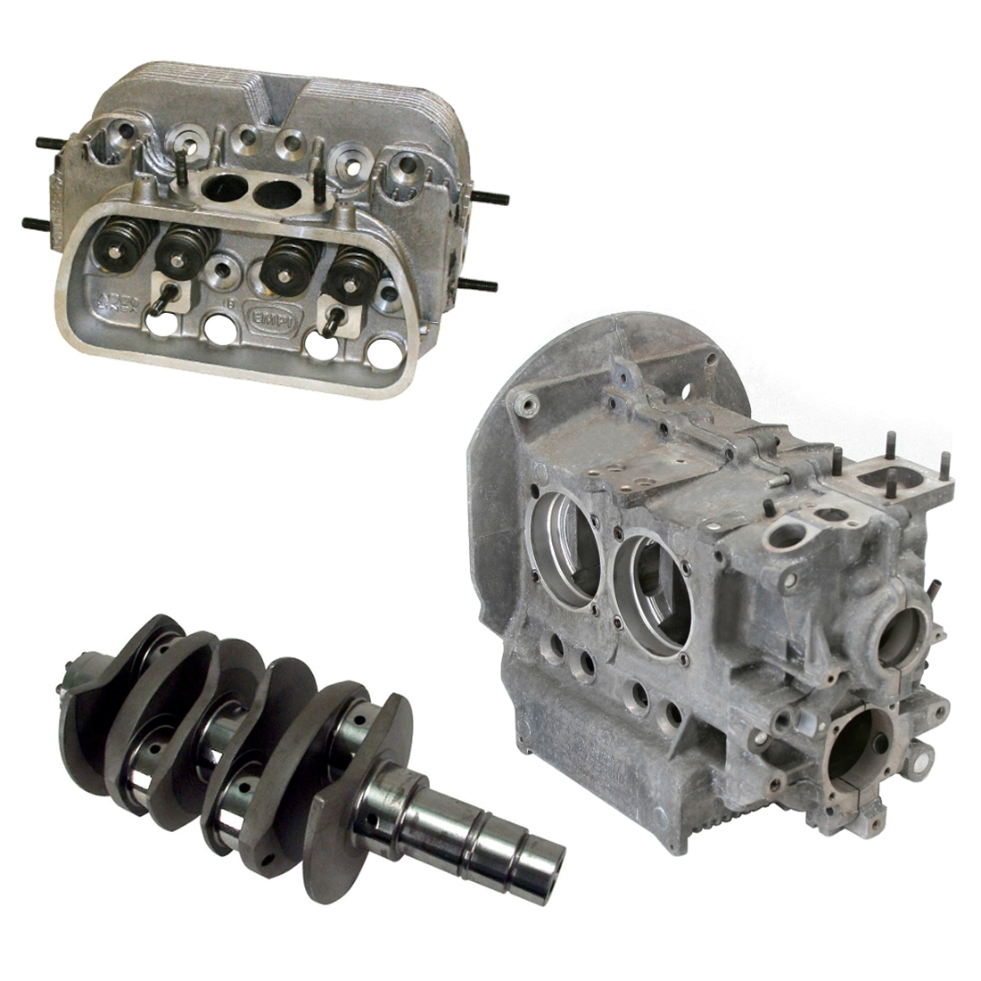 Vw Engine Components