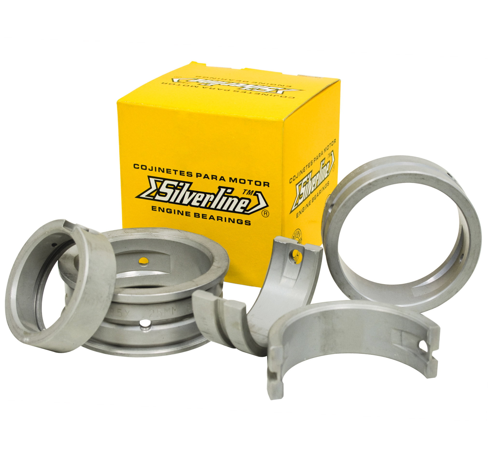 Vw Crankshaft Main Bearings