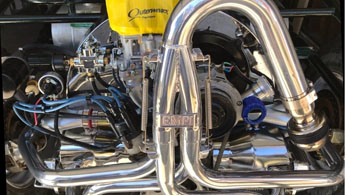 "Dunebuggy /& VW 1/"" Tall 4 Pack Rubber Oil Cooler Mounts"