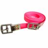Jemelli Stirrup Straps Hot Pink