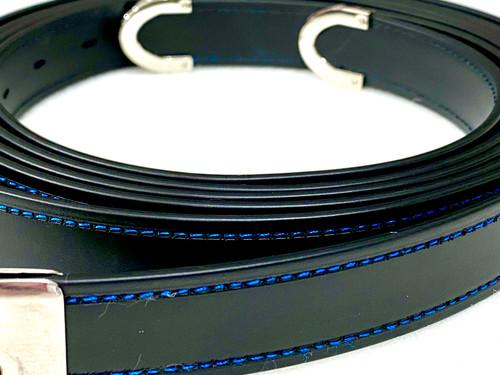Lojic Stirrup Straps in Royal Blue