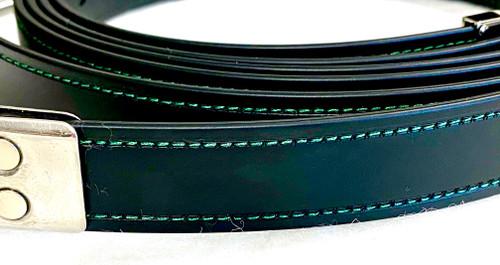 Lojic Stirrup Straps in Green