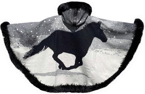 "Riding Cape ""A Horse Called Paint"" Judd Thompson Artist Series"