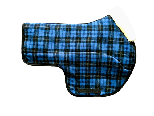 Highland Cross Country in Blue Plaid