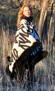 """Artist Series:  Riding Poncho """"Love Me"""" by Curtis Kulig"""